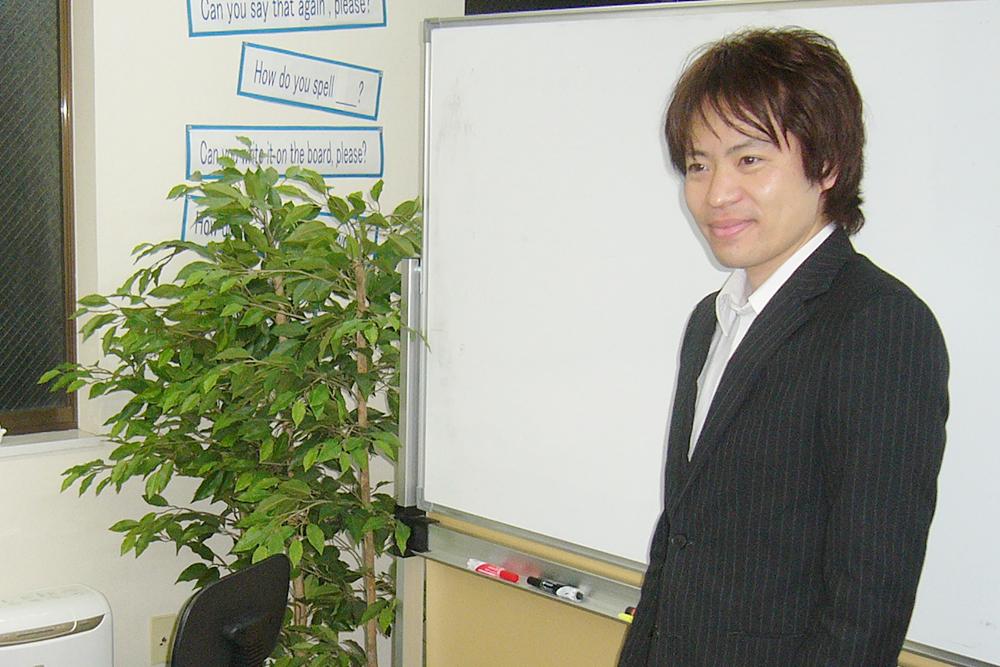 鶴岡校長のレッスン風景